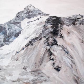Gletscheransicht